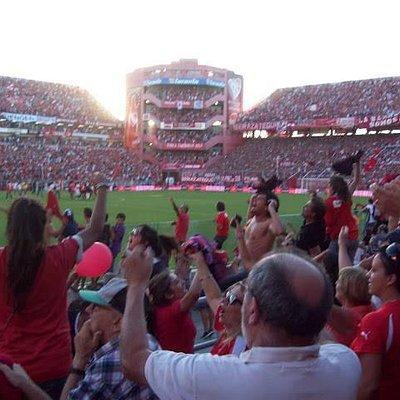 Fiesta de los hinchas cada partido de Local !!!!!
