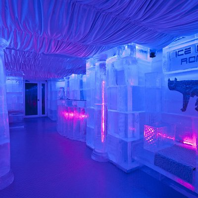New Ice Bar