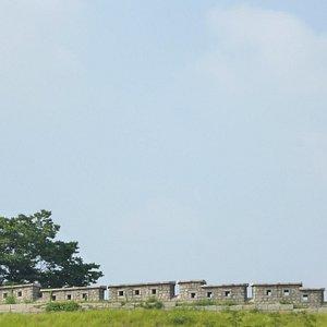 Городская стена Сеула