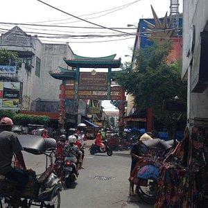 Gerbang Kampung Ketandan