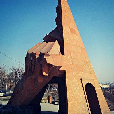 Monument of Gratitude, Yerevan, Armenia