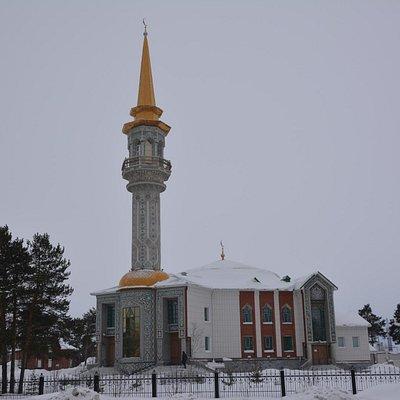 Мечеть г. Сургута