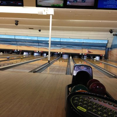 Lanes look better than before!
