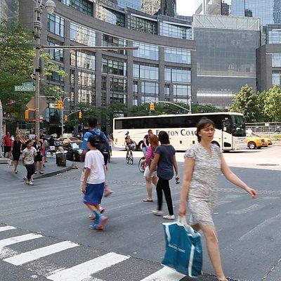 Where We Meet - Columbus Circle