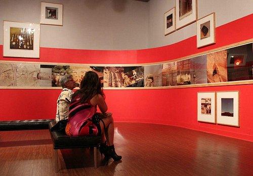 Bob Rauschenberg Gallery at FSW