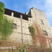 Il Castello di Lusuolo dove si trova il Museo