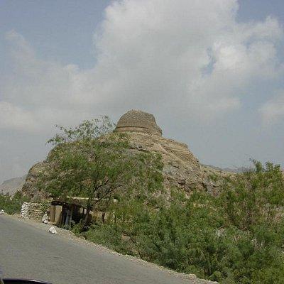 Sphola Stupa Khyber Road Khyber Agency Near Jamrud