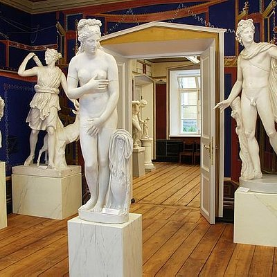 University of Tartu Art Museum, permanent exhibition