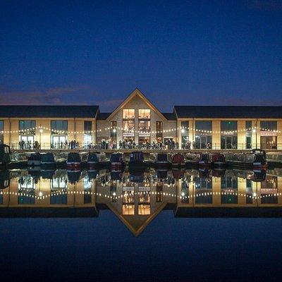 Mercia Marina - a new landmark for Derbyshire