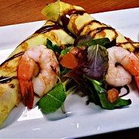 Indigo Seafood Crepes