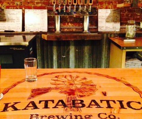 Beautiful new brew pub in Livingston, MT