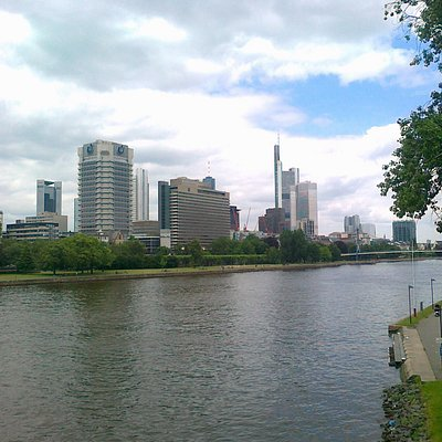 view from Main river