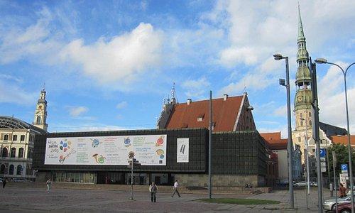 El museo y su entorno