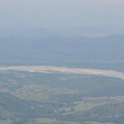 Vista del Magdalena