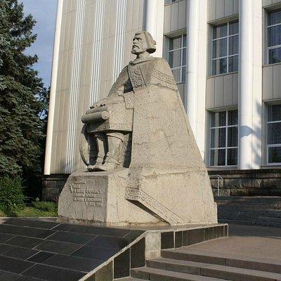 Monument of Gorky