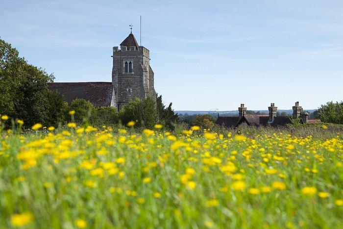 Birling church