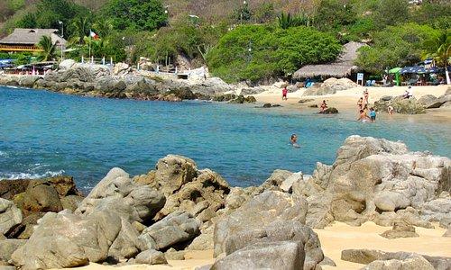 Playa MANZANILLO, Puerto Escondido, OAX.