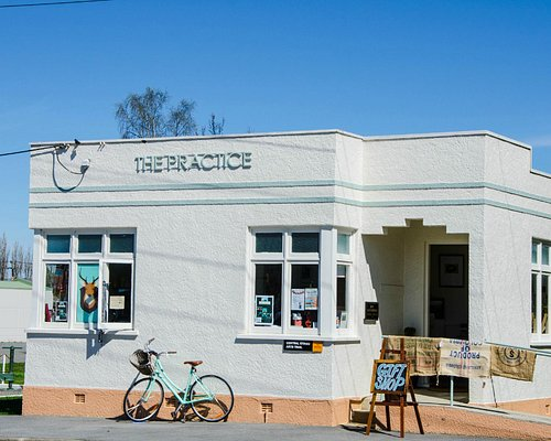 Transformed Art Deco Dental Clinic is now The Practice, Ranfurly.