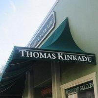Thomas Kinkade Signature Gallery, Capitola, Ca