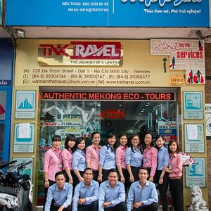 TNK Travel staff