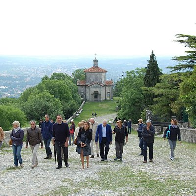 Visita guidata al Sacro Monte di Varese