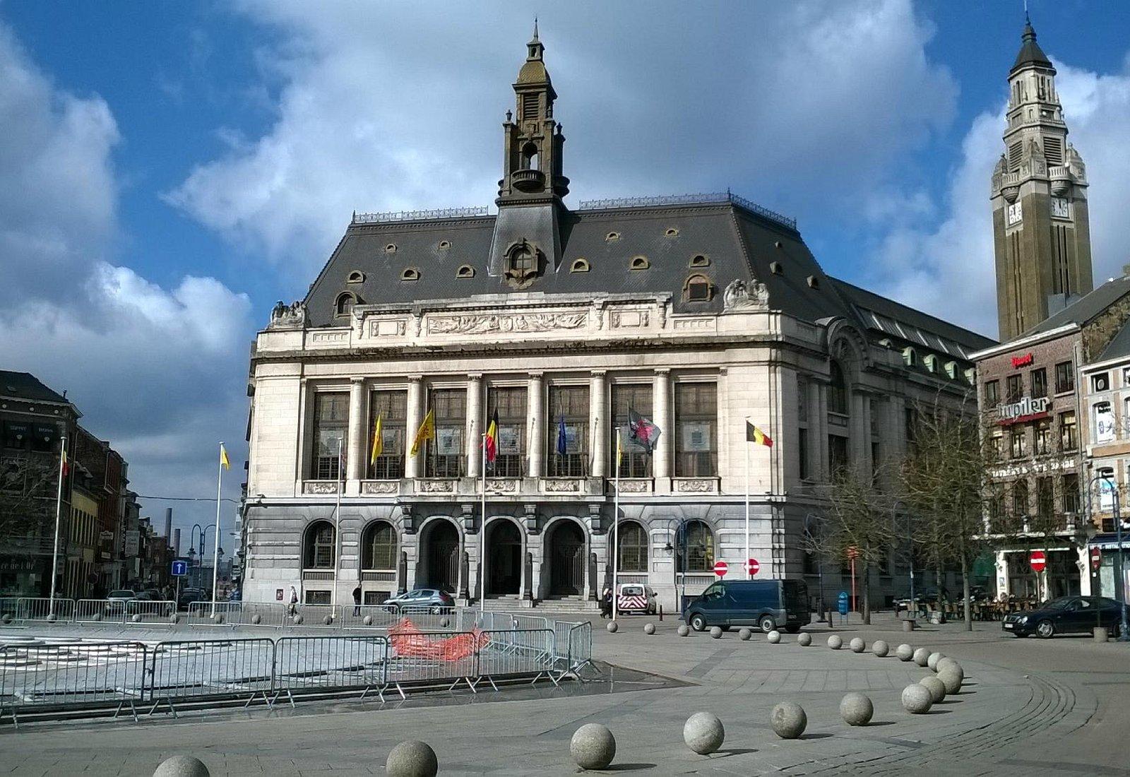 Place centrale de Charleroi