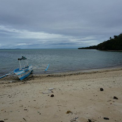 Пляж Лагутан