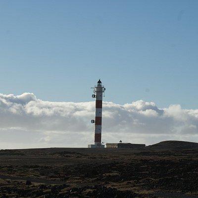 Der Leuchtturm am Punta de Abona