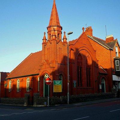 English Baptist Church, Colwyn Bay