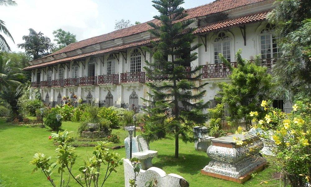 Portuguese style facade