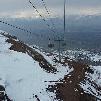 Teleferik,Ergan Dağı
