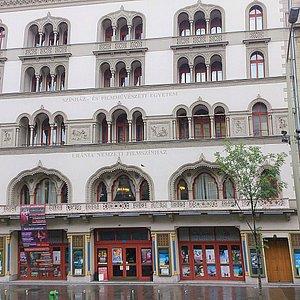 Budapest - Uránia Nemzeti Filmszínház (the National Film Theatre) - Rákóczi út 21