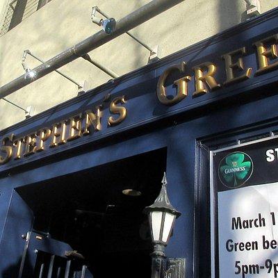 Stephens Green, Castro Street, Mountain View, Ca