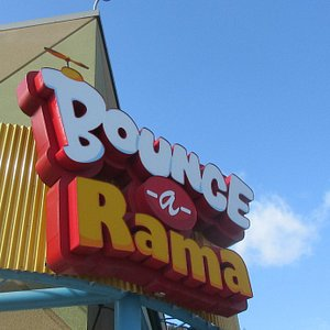 Bounce-A-Rama, Great Mall, Milpitas, Ca
