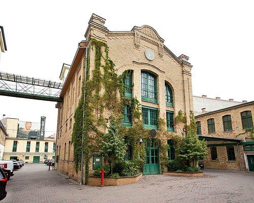 Our distillery