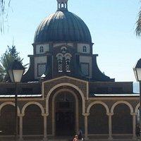 Church at Mt. Beatitudes