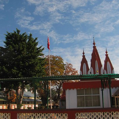 Mankameswar Mandir, Ranikhet