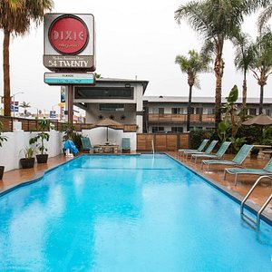 The Pool (PRE-RENOVATION) at The Dixie Hollywood