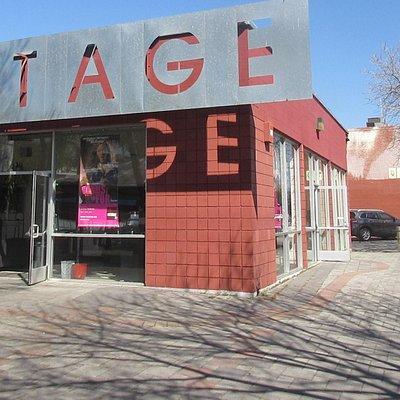 The Stage, San  Jose, Ca