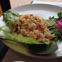 Appetizer Lobster Soong very healthy & tasty!