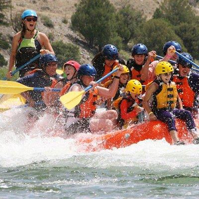 Paardise Rafting Whitewater Adventure