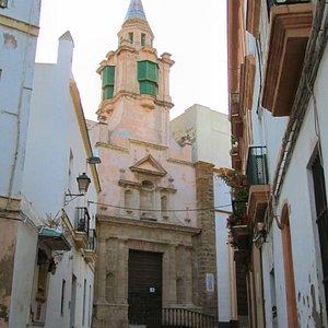 Kerk in Sta Maria