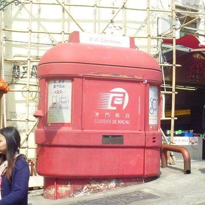 郵便局の出張所?