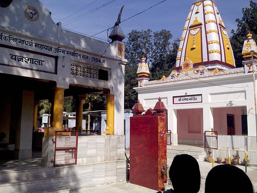 small temples