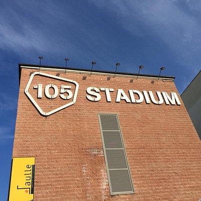 105 stadium