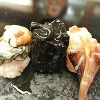 牡蠣、黑造與烏賊貝