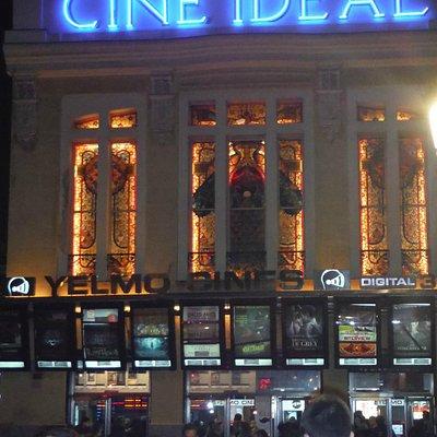 Yelmo Cine Ideal
