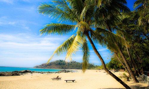Paradise at Ngapali beach