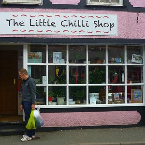 The Little Chilli Shop, Beaumaris