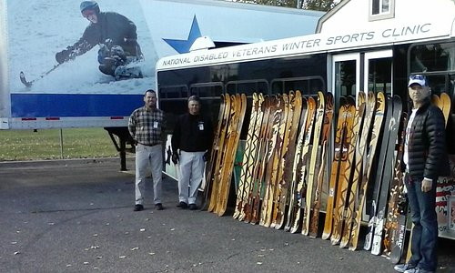 Donation of SkiLogik skis from www.aspenskiandsnowreport.com